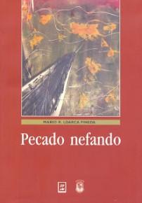 Pecado Nefando de Mario Roberto Loarca Pineda