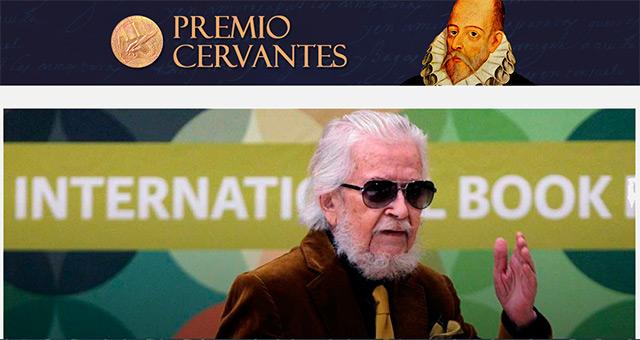 Fernando del Paso - Premio Cervantes