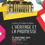 Journée d'hommage aux grands professeurs de la Faculté de Droit de Nancy, 25 novembre