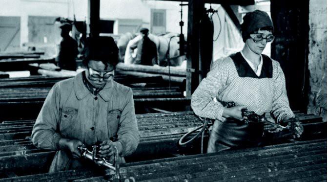 Colloque international : Mains-d'œuvre en guerre (1914-1918)