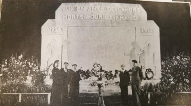 Les cérémonies de la Légion française des combattants (3/4)