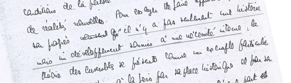 Société des Amis de Jean Cavaillès