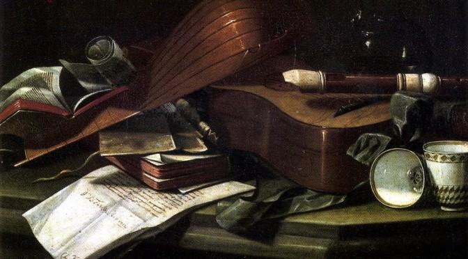 Autour de la musique baroque – Bibliographie de travail