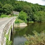 Pont de Dorière amont (Saint-Laurent-de-Terregatte, 50), Août 2013. Cliché 163E