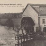 Pont de Mortain (Saint-Hilaire-du-Harcouet, 50), Carte postale ancienne