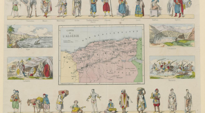 Made in Algeria – Genealogia di un territorio