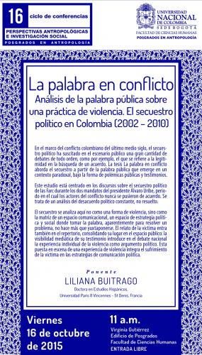 Afiche conferencia 16 de octubre del 2015 (2)