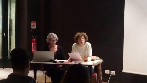 Nathalie Ludec et Perla Petrich