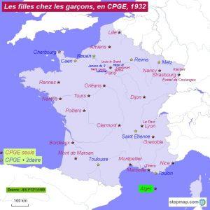 1932 Filles CPGE chez Gars 2