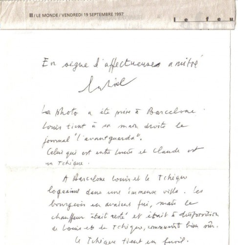 Le Monde 1997