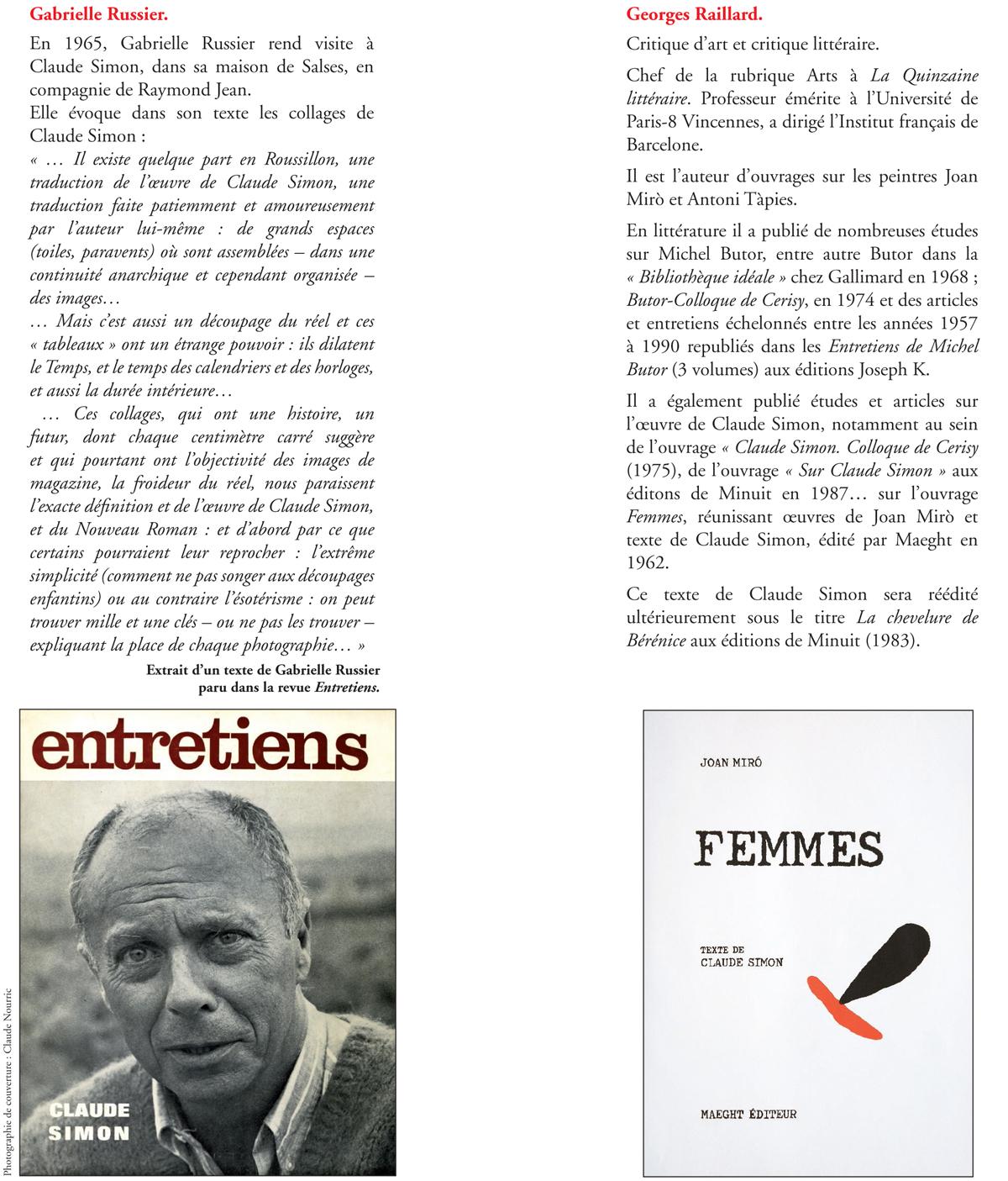 Rencontre avec Michel Butor - page 3