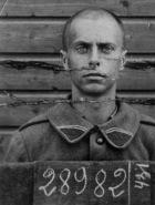 Simon prisonnier durant la guerre