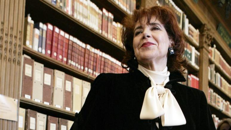 Assia Djebar - Réception à l'Académie Française - juin 2006