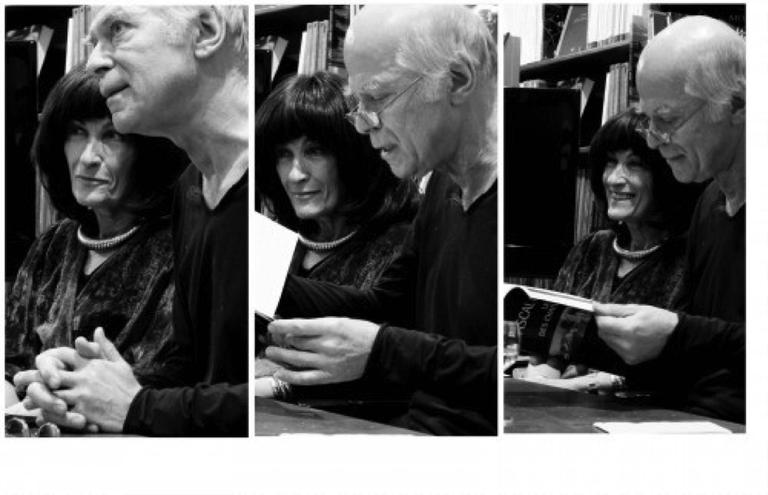 Mireille Calle-Gruber et Pascal Quignard