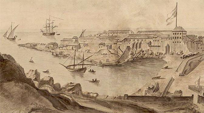 L'Algérie au « siècle du blé » (1725-1815)