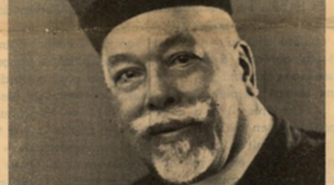 Un Guadeloupéen à Alger : Me Maurice L'Admiral (1864-1965)
