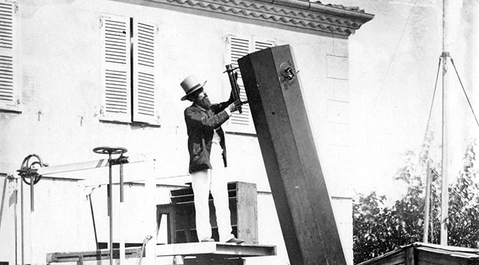 L'observatoire d'Alger : Développement de l'astronomie française en Algérie (1830-1938). Astronomie de province ou astronomie coloniale ?