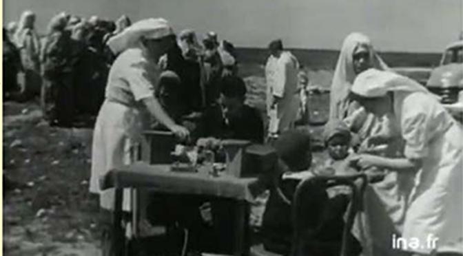 1930-1956 : Les essais vaccinaux dans la Casbah d'Alger. La santé publique en Algérie entre controverses et luttes d'influence