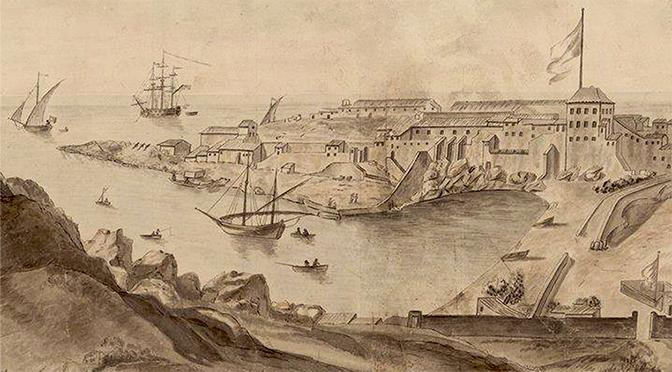 L'Algérie au «siècle du blé» (1725-1815) : L'essor du commerce extérieur algérien à l'époque ottomane et ses conséquences