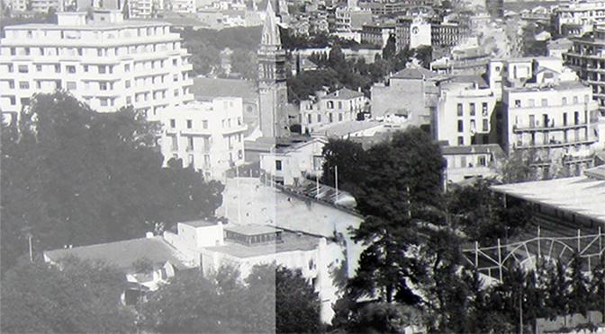 Pour une histoire sociale et politique d'Alger à travers ses quartiers populaires, 1945-1962