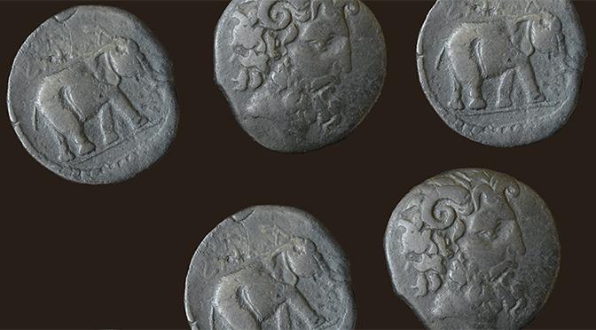 Les monnaies préromaines de l'Afrique antique