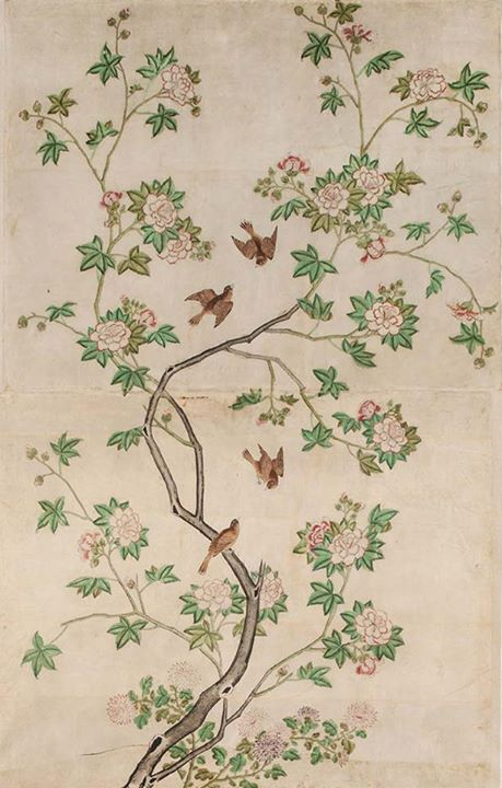 Conférence : Les papiers peints chinois dans les collections ...