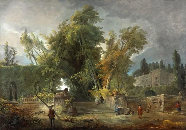 Appel publication fabrique et usages du jardin du for Jardin xviiie siecle