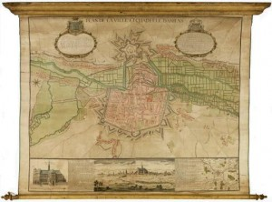 Plan d'Amiens, 18e s., Archives nationales