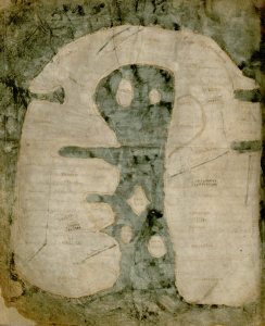 mapa mundi d'Albi