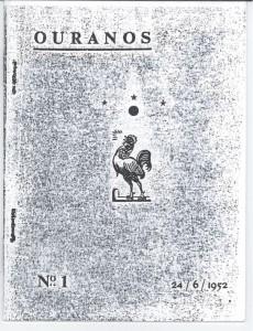 Ouranos-1-24juin1952 - couv