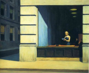 New York office, Hopper