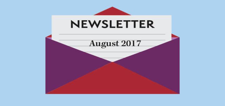 newsletter august 2017 post image