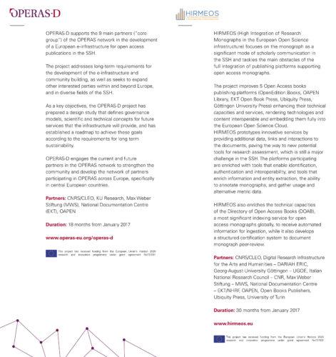 OPERAS flyer page 4 November 2017