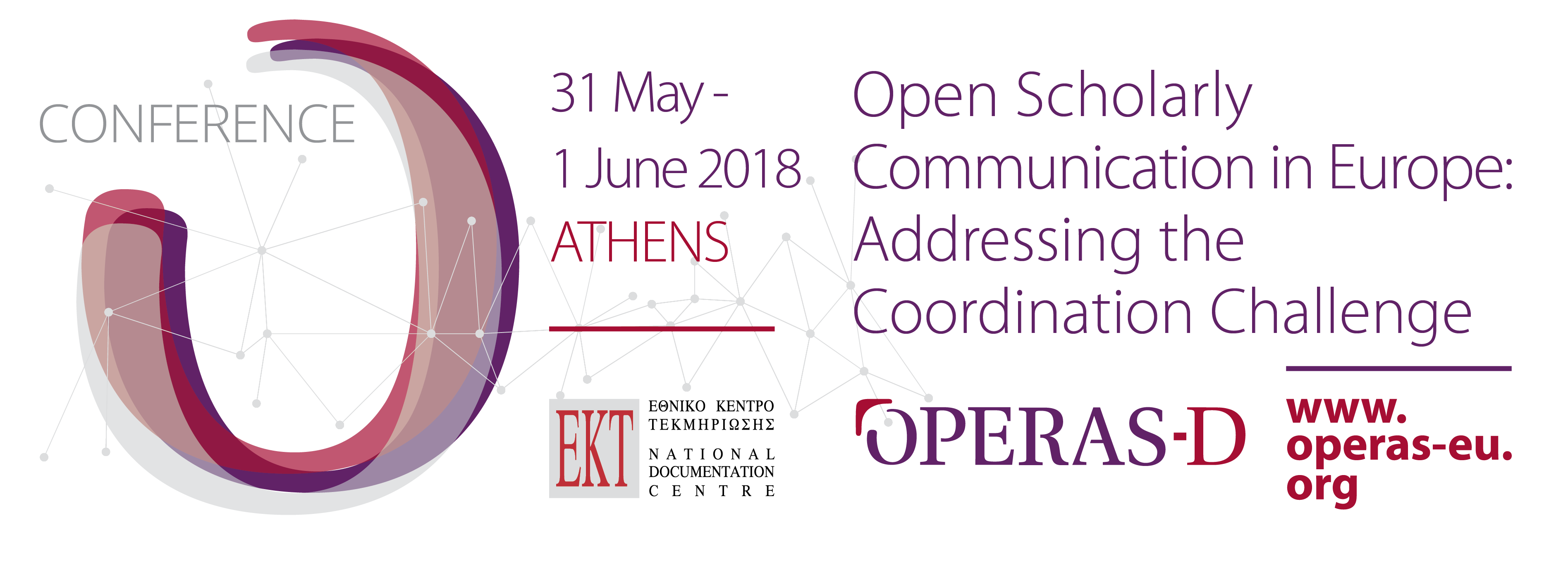 OPERAS Conference 31 May - 1 June 2018