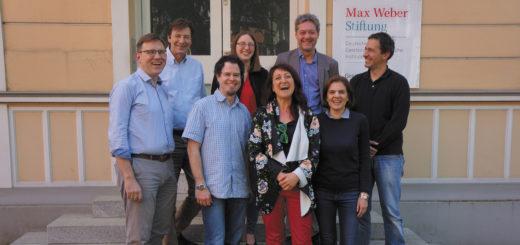 OPERAS Core Group, April 2018