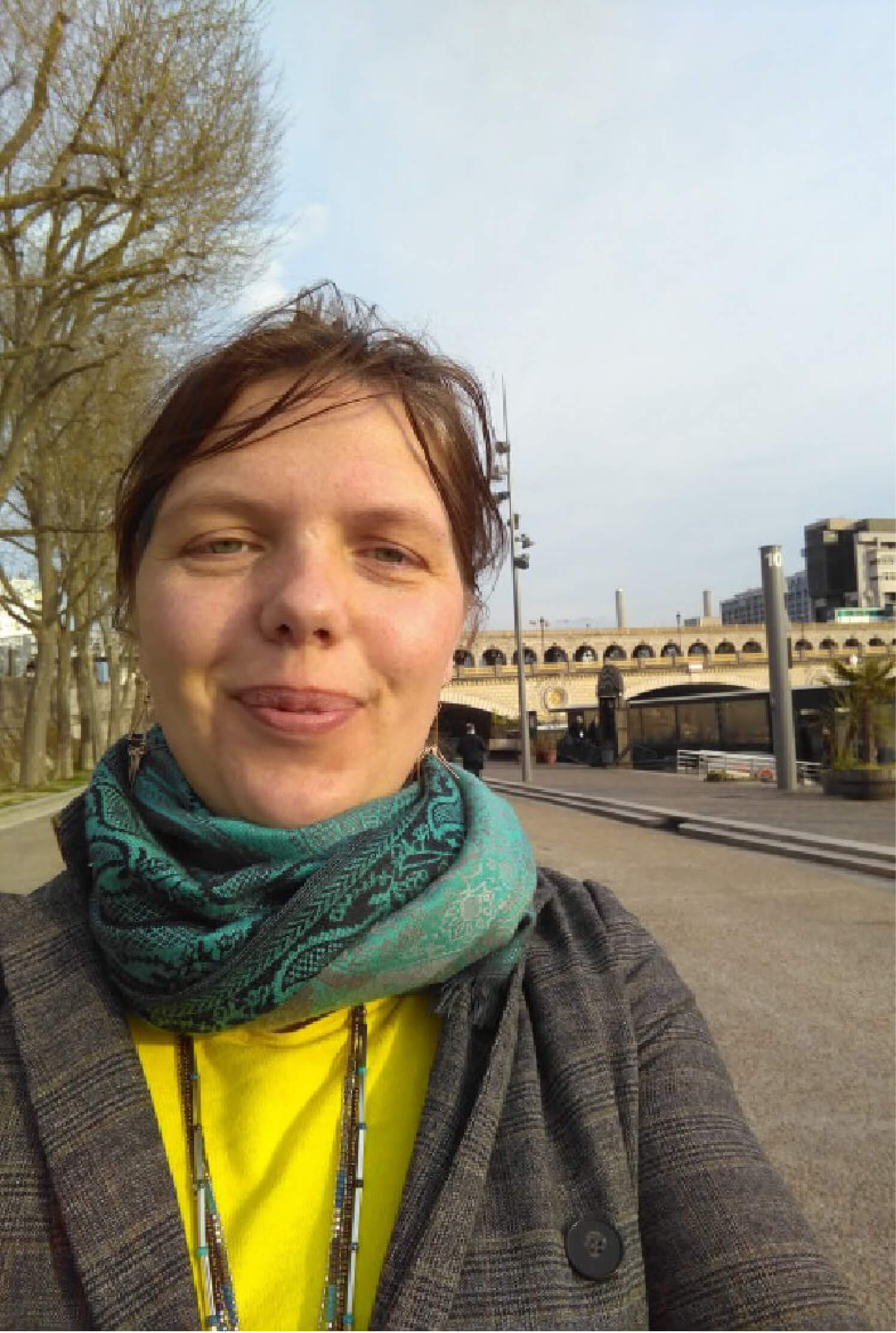 Suzanne Dumouchel, OPERAS Coordinator; Huma-Num and DARIAH-EU