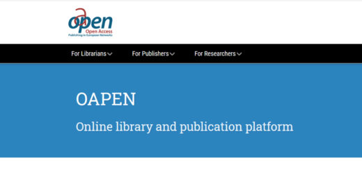 OAPEN launches new website