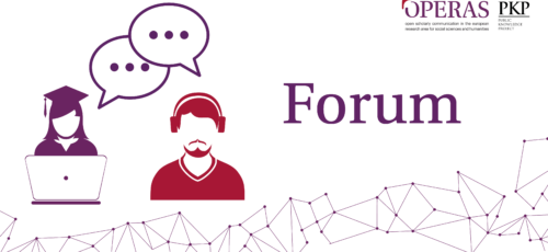 OPERAS Forum