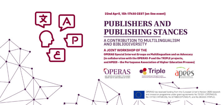 Publishers and Publishing Stances Banner
