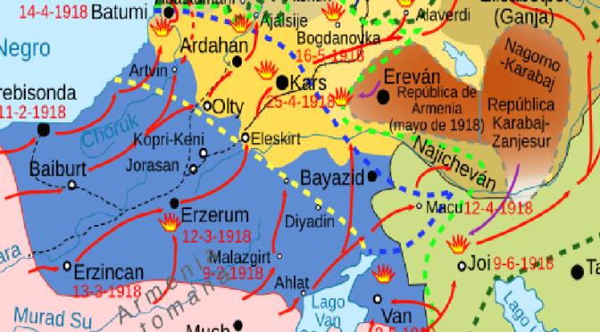 Impermanências na Geopolítica do Cáucaso Sul (13 nov/20)