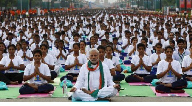 O Nacionalismo Hindu como Política de Estado na Índia Contemporânea (19 nov/20)