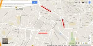Aix centre ville Gare et Bus 8
