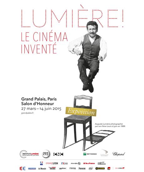 Lumière ! Le cinéma inventé | RMN - Grand Palais Lumière !