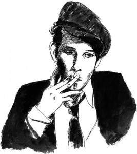 [Crédit : Tom Waits, par Piedad Ortiz de Urbina, Flickr - CC BY NC ND]