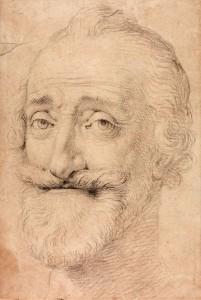 Henri IV en 1605