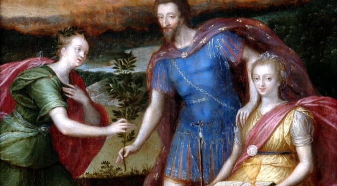 Pau, 4 novembre 2017 – Le XVIème siècle finissant en quête d'une boussole dans le désarroi