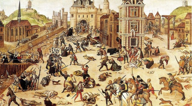 Niort, 22-24 septembre 2016 – Agrippa d'Aubigné, Les Tragiques 1616-2016