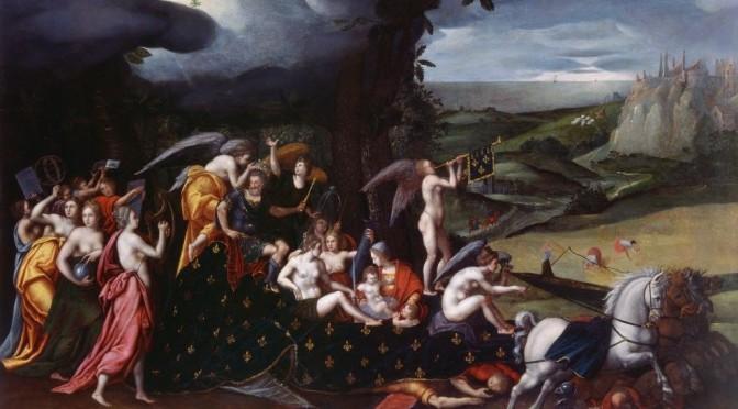 Publication signalée – Henri IV. Arts et pouvoir