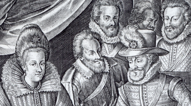 Le roman au temps d'Henri IV et de Marie de Médicis
