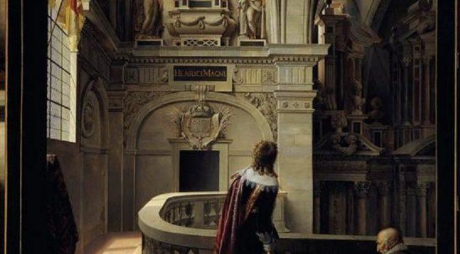 Pau, 30 septembre 2016 – Henri IV et La Flèche – Une conférence de Jean Petit